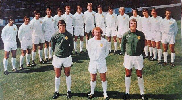 La maglia del Leeds 1974, il Maledetto United