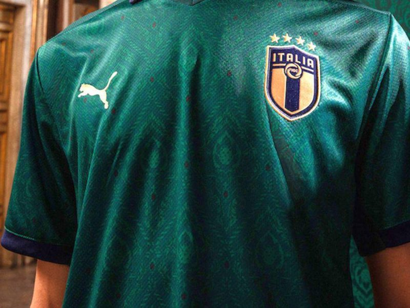 L'Italia in maglia verde si è già vista: nel 1954!