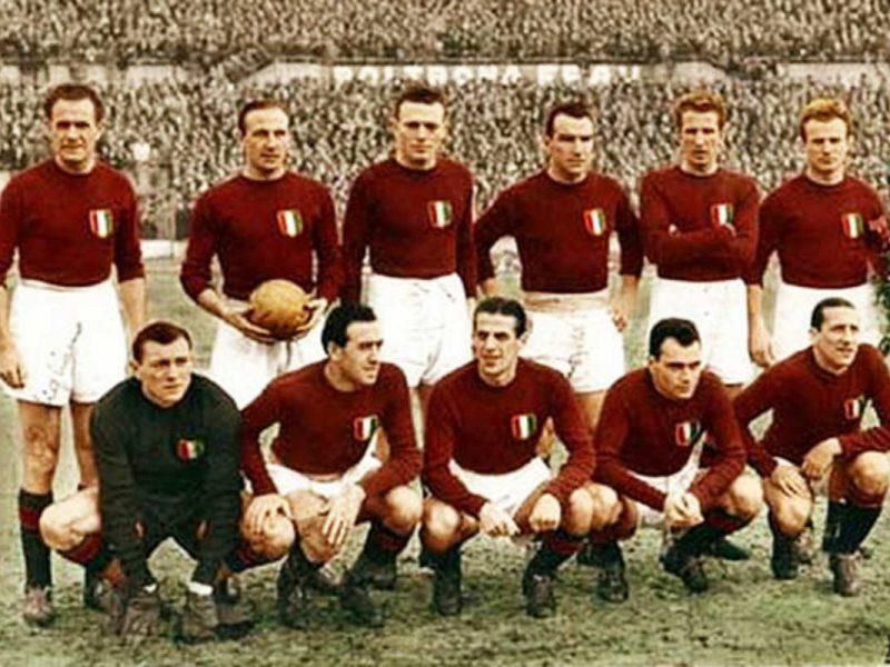 Magia granata: la maglia del Grande Torino