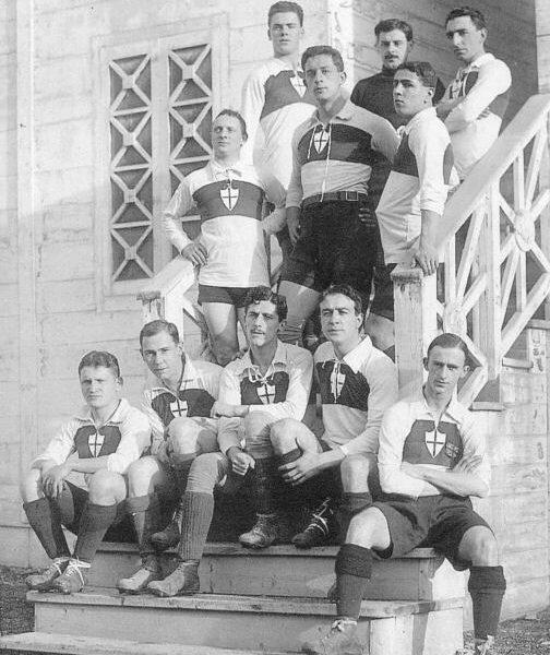 Maglia Genoa 1915: la divisa dei pionieri
